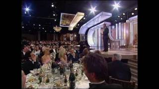 Hugh Laurie Wins Best Actor TV Series Drama - Golden Globes 2006