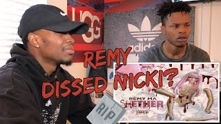 """Remy Ma """"Shether"""" (Nicki Minaj Diss Over Nas"""