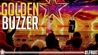 Uekusa | ✨GOLDEN BUZZER ✨| Auditions |  France