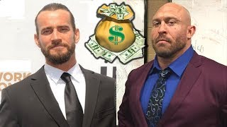 10 Ex-WWE Wrestlers Who Got Richer After Leaving WWE - CM Punk, Ryback and more