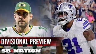 NFL Divisional Round preview: Packers vs. Cowboys leads a slate of rematches | Uffsides