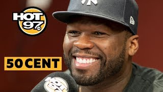 50 Cent On Michael Jackson vs Chris Brown Debate, 6ix9ine, Jay-Z, The Game +