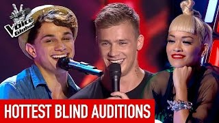 The Voice   Not only The Voice... but also THE LOOKS (Hunks)