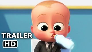THE BΟSS BАBY Official Trailer # 3 (2017) Animation Movie HD