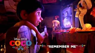 """""""Remember Me"""" Song Snippet - Disney/Pixar"""