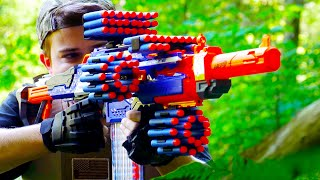 Nerf War: ONE MILLION SUBSCRIBERS
