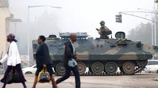 Entmachtung des Mugabe-Regimes - Militär übernimmt Kontrolle