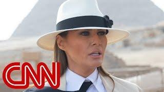 Melania Trump on abuse claims: Show the evidence