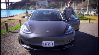 Model 3 Fahrbericht: Das macht Tesla anders! - felixba