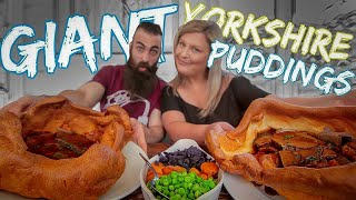 THE ULTIMATE YORKSHIRE PUDDING CHALLENGE (Lindsey
