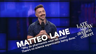 Matteo Lane Needs Us All To Stop Mistaking Matteo For
