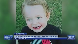 Moore County DSS discusses independent investigation into toddler drowning