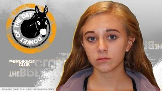 Sister Of Charleston Shooter Dylann Roof Arrested For Bringing Weapons To School Walkout