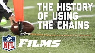 The History of Using the Chains to Measure a First Down | NFL Films Presents