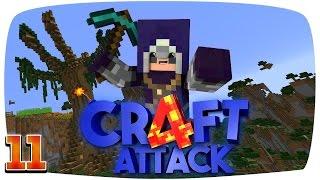Der BAUM steht! - Craft Attack 4 Ep. 11 | VeniCraft
