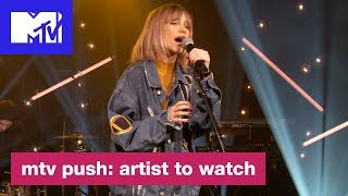 'River' Affected Grace VanderWaal In A Way No Other Song Has | MTV Push: Artist to Watch