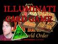 4K THE ILLUMINATI CARD GAME SET - NEW WO...mp3
