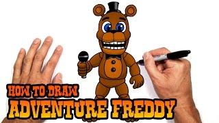 how to draw adventure bonnie fnaf world videos line
