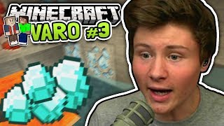 Minecraft VARO #3   DIAMANTEN!!   Dner