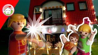 Playmobil Film deutsch - Stromausfall - Familie Hauser Kinderfilme