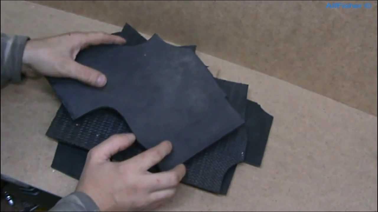 Как сделать набойки на сапоги своими руками