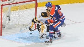 Shootout: Bruins vs. Oilers