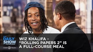 "Wiz Khalifa - ""Rolling Papers 2"" Is a Full-Course Meal 