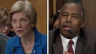 Elizabeth Warren DESTROYS Ben Carson