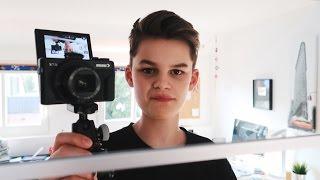 Warum die Canon G7X Mark II die beste VLOG-KAMERA ist! | Oskar