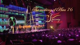 The Making of Asia 76 - Hành Trình Một Giấc Mơ. Full Show