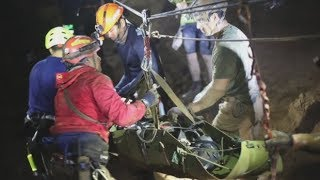 Thai cave rescue: Canadian member of rescue team recounts mission to save boys and coach