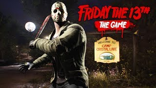 LIVE OR DIE!! (Friday the 13th Game)
