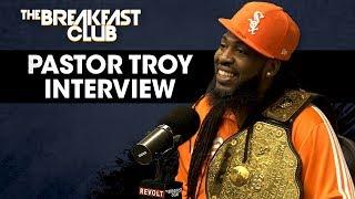 Pastor Troy Talks