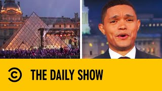The Daily Show | France Has Delayed The End Of The World
