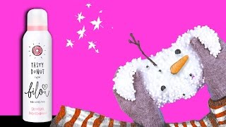 Bilou Schnee Schleim selber machen! 7 Schleim Arten - DiY