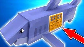 HAUS in einem HAI - LEBEN in einem Minecraft HAI