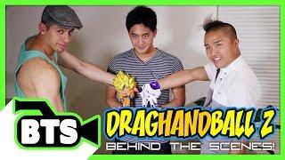 Dragonball Hand Puppets! (BTS)