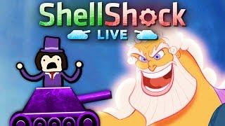 Zombey gegen Zeus, Hades & Poseidon!   SHELLSHOCK LIVE