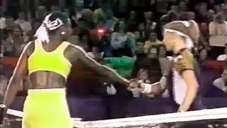 Venus Williams vs Steffi Graf 1999 Hannover Highlights