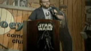 Darth Vader Roast Part 1 of 2