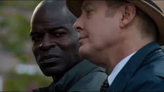 The BlackList friendship Red and Dembe