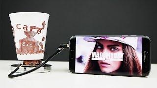 Smartphone Lautsprecher selber bauen 😱📲