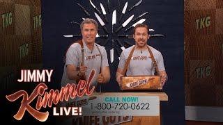 The Knife Guys Return! (featuring Will Ferrell & Ryan Gosling)