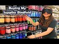 BUYING MY ART SUPPLIES BLINDFOLDEDmp3