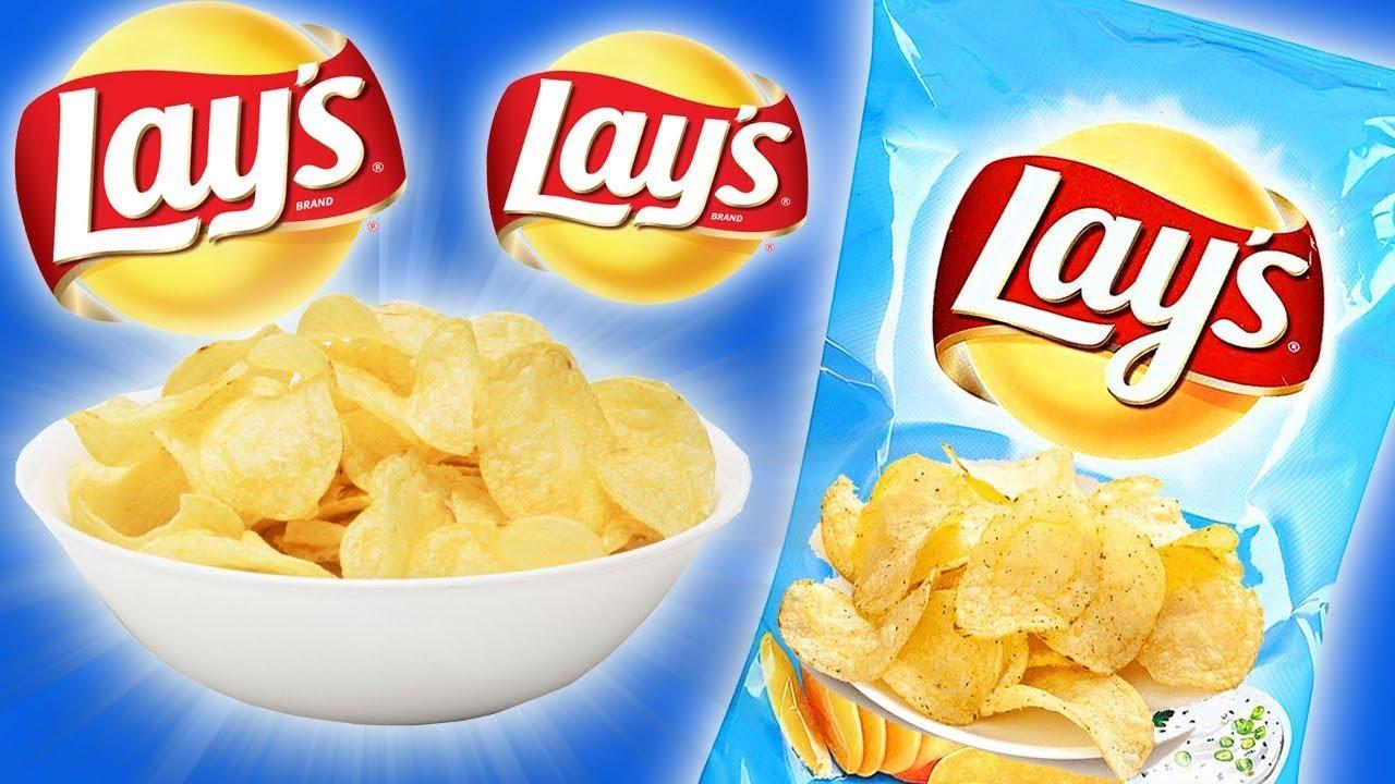 Рецепт своими рука чипсы