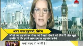 DNA: World praised Manchester people for standards of humanity-care