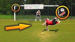 HEFTIGE FUßBALL CHALLENGE vs PROOWNEZ 😱😰