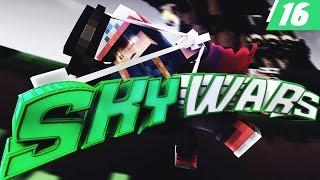TÄGLICH STREAMEN? • Minecraft Skywars #16   Fazon