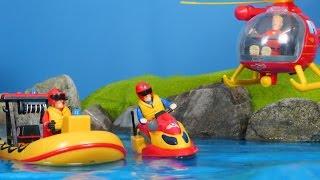 FEUERWEHRMANN SAM deutsch: Neue Spielzeuge für Beste Rettungsaktionen | Feuerwehrmann Sam Auswahl