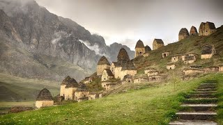 This Remote Abandoned Village Looks So Creepy, But It's What Lies Inside That'll Chill Your Bone